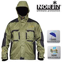 Куртка Norfin PEAK GREEN 06 р.XXXL