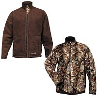 Куртка Norfin Hunting THUNDER PASSION/BROWN двухстор. 05 р.XXL