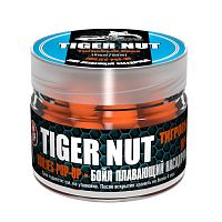 Бойлы насад. плав. Sonik Baits TIGER NUT Fluo Pop-ups 14мм 90мл