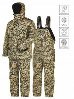Костюм зимний Norfin Hunting TRAPPER WIND 04 р.XL