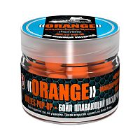 Бойлы насад. плав. Sonik Baits ORANGE-TANGERINE Oil Fluo Pop-ups 14мм 90мл