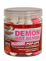 Бойлы плавающие Starbaits Performance Concept HOT DEMON Fluo Pop-ups 14мм 0,08кг
