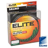Леска плетёная Salmo ELITE BRAID Green 125/040